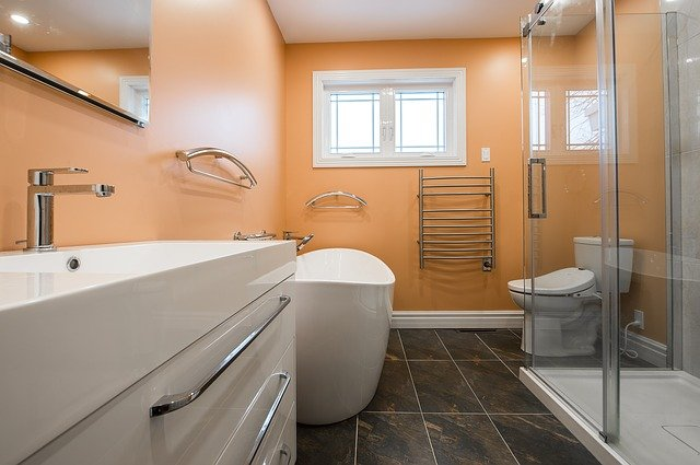 Highest Ceiling Bathroom
