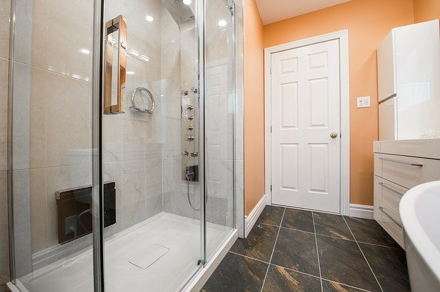 Shower & Steam Room in One Space