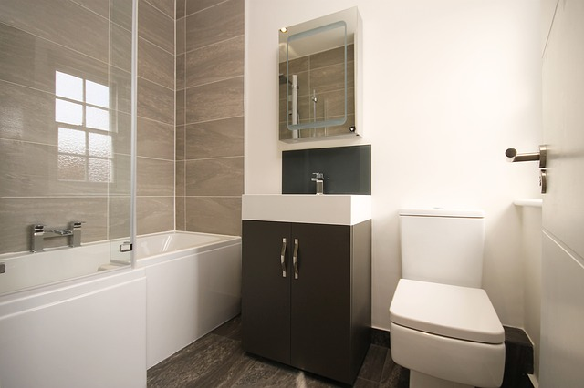 Tile Laying Inspiration for Small Bathroom Shower